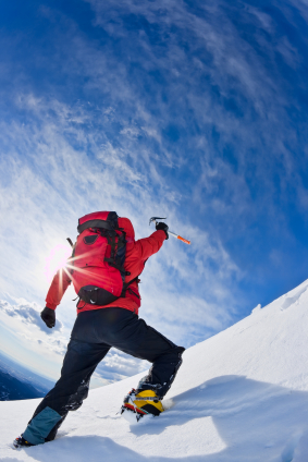 Mountain Climber - Marketing Coaching