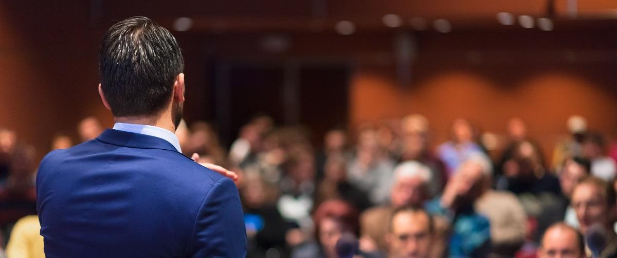 Top Sales & Marketing Keynote Speaker - Motivational Speaker