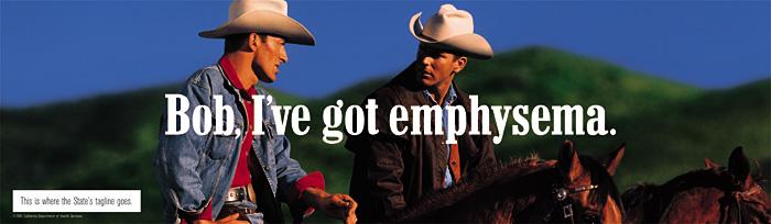 i've got emphysema